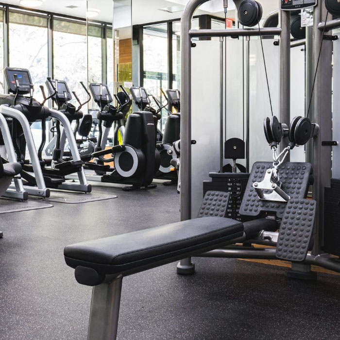 Gym Equipment Assembly Services